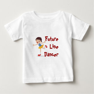 Future Line Dancer! - Girl Baby T-Shirt