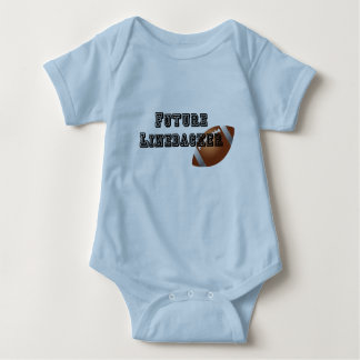 Future Linebacker Baby Bodysuit