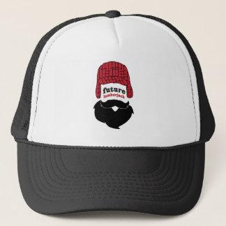 Future lumberjack trucker hat