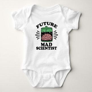Future Mad Scientist Baby Bodysuit
