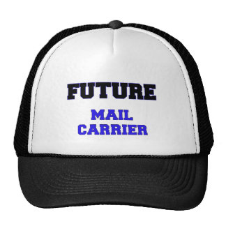 Future Mail Carrier Hats