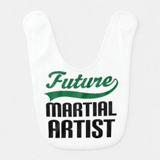Future Martial Artist Baby Bib
