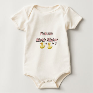 Future Math Major Baby Baby Bodysuit