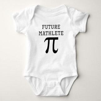 Future Mathlete Baby Bodysuit