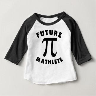 Future Mathlete Baby T-Shirt