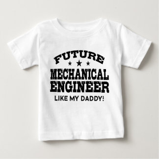 Future Mechanical Engineer Tee Shirts