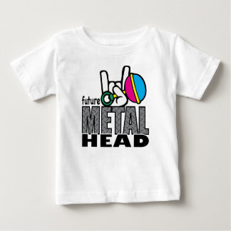 Future Metal Head ~ Graphic Tee