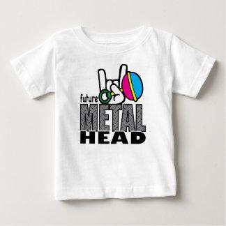 Future Metal Head ~ Graphic Tee