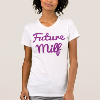 Future Milf Purple T-Shirt