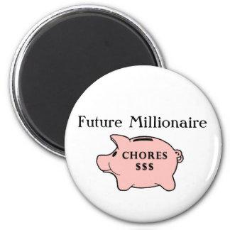 Future Millionaire Magnet