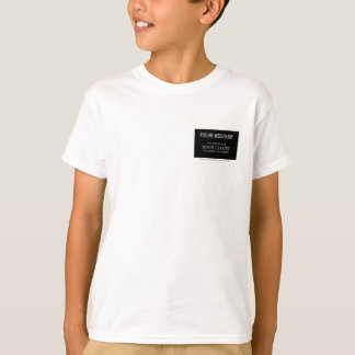 Future Missionary Name Tag T-shirt for Kids