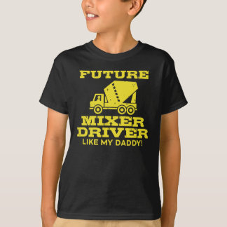 Future Mixer Driver T-Shirt