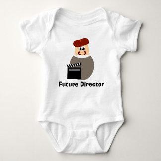 Future Movie Director Baby Bodysuit