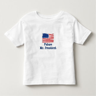 FUTURE MR. PRESIDENT FOR YOUR TODDLER T-SHIRT