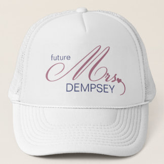 Future Mrs. Customizable Hat
