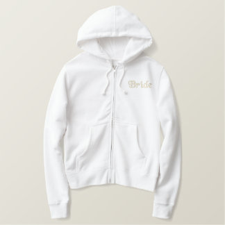 Future Mrs. Gosling Embroidered Hoodie