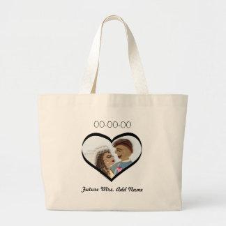 Future Mrs. Jumbo Tote Bag