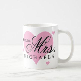 Future Mrs. Basic White Mug