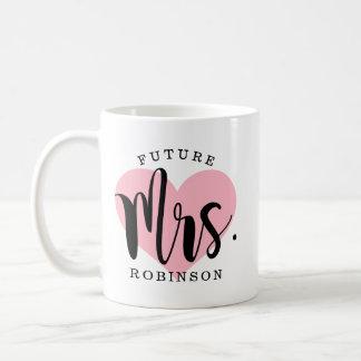 Future Mrs. | Wedding Engagement Coffee Mug
