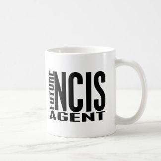 Future NCIS Agent Basic White Mug