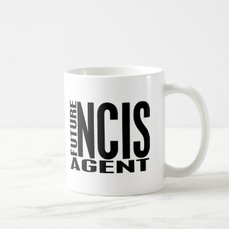Future NCIS Agent Coffee Mugs