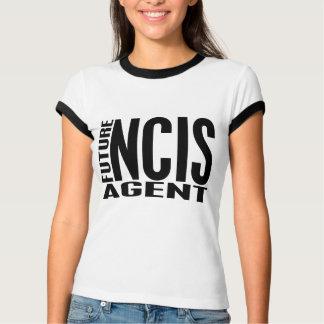 Future NCIS Agent T-shirt