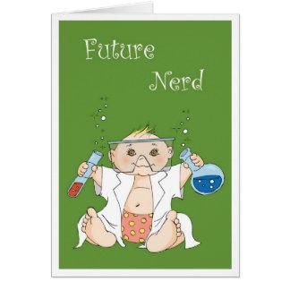 Future Nerd - Girl Card