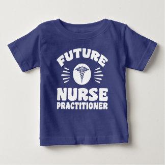 Future Nurse Practitioner Baby T-Shirt