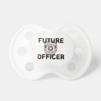 Future Officer Slidell Police Department Baby Paci Dummy