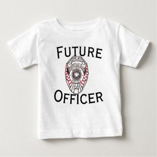 Future Officer Slidell Police Dept. Baby Shirt