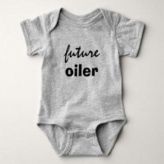 future oiler baby bodysuit