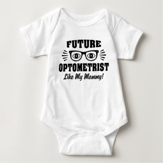 Future Optometrist Like my Mommy Baby Bodysuit