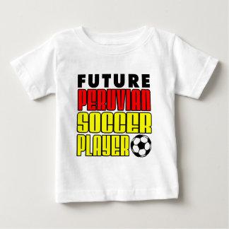 Future Peruvian Soccer Player Baby T-Shirt
