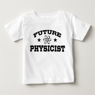 Future Physicist Baby T-Shirt