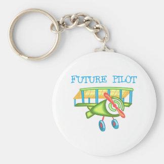 FUTURE PILOT KEY CHAIN