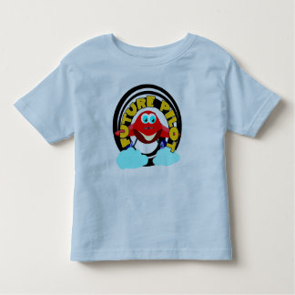 Future Pilot Toddler T-Shirt