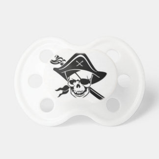 Future Pirate Pacifier