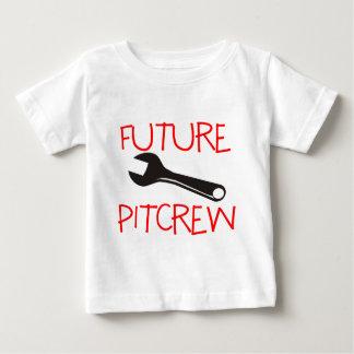 Future Pit Crew Baby T-Shirt