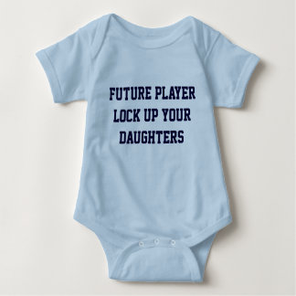 Future Player Baby Boy's Bodysuit