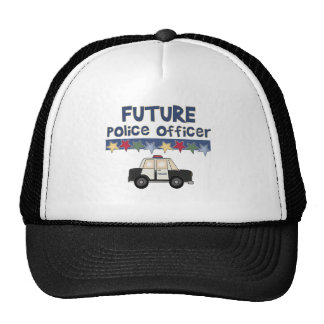 Future Police Officer  Cap