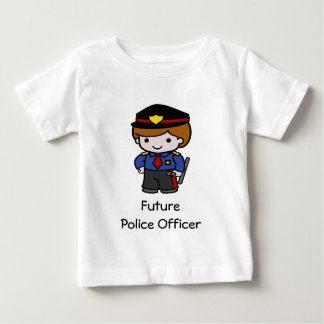 Future Police Officer Infant T-Shirt