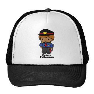 Future Policeman - Boy Cap