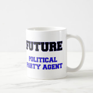 Future Political Party Agent Coffee Mugs