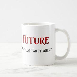 Future Political Party Agent Coffee Mug