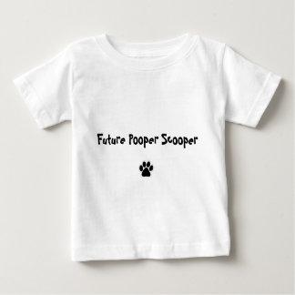 Future Pooper Scooper Tee Shirt