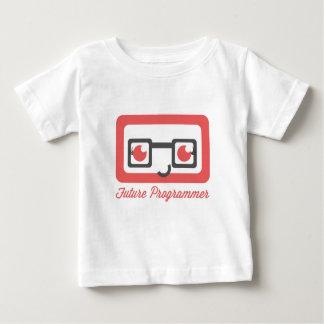 Future Programmer -- Girl Baby T-Shirt