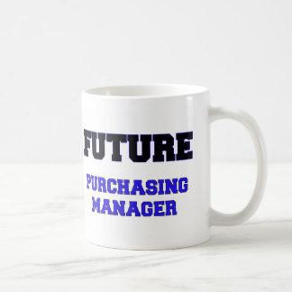 Future Purchasing Manager Mugs