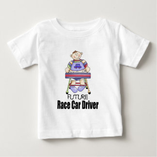 Future Race Car Driver Baby T-Shirt