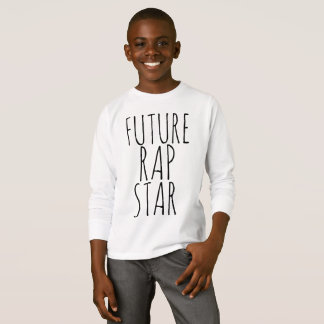 FUTURE RAP STAR t-shirts