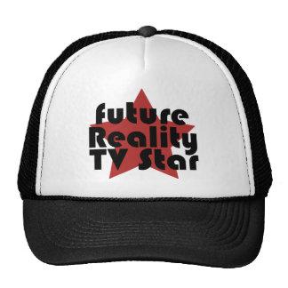 future reality tv star cap